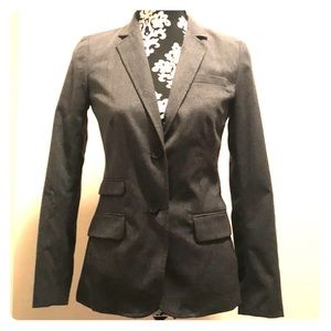 NWT Gap Blazer Gray size 2